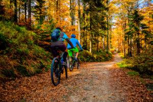 cortijo abril ruta de ciclismo